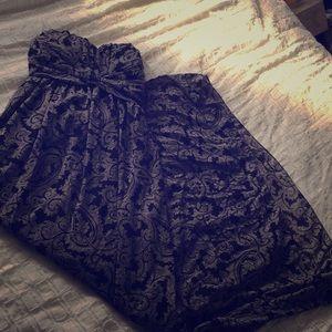 Jessica Simpson Maternity Maxi Dress